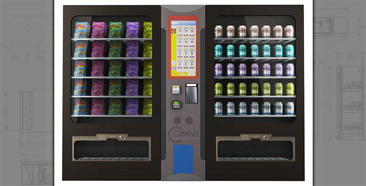 Can & Bottle Vending Machines
