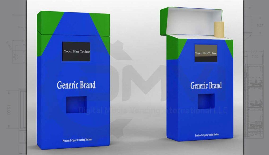 e cig vending machines