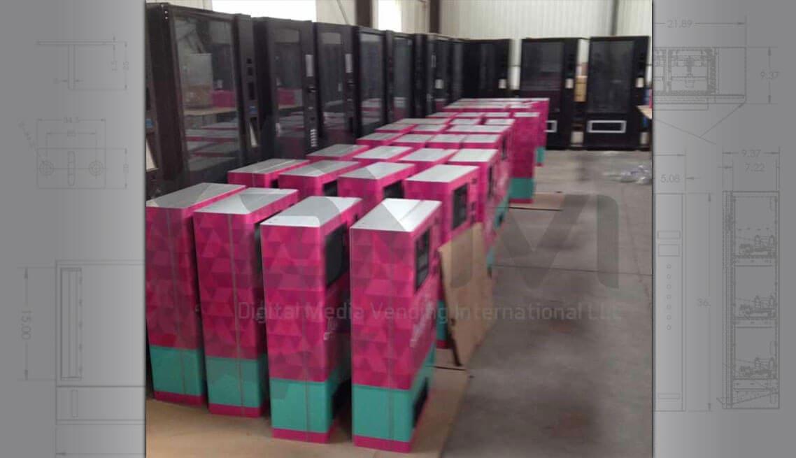 Vending Machine Manufacturing