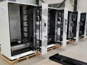 Custom Vending Machine Manufacturing