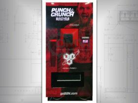 Custom Promotional Vending Machine