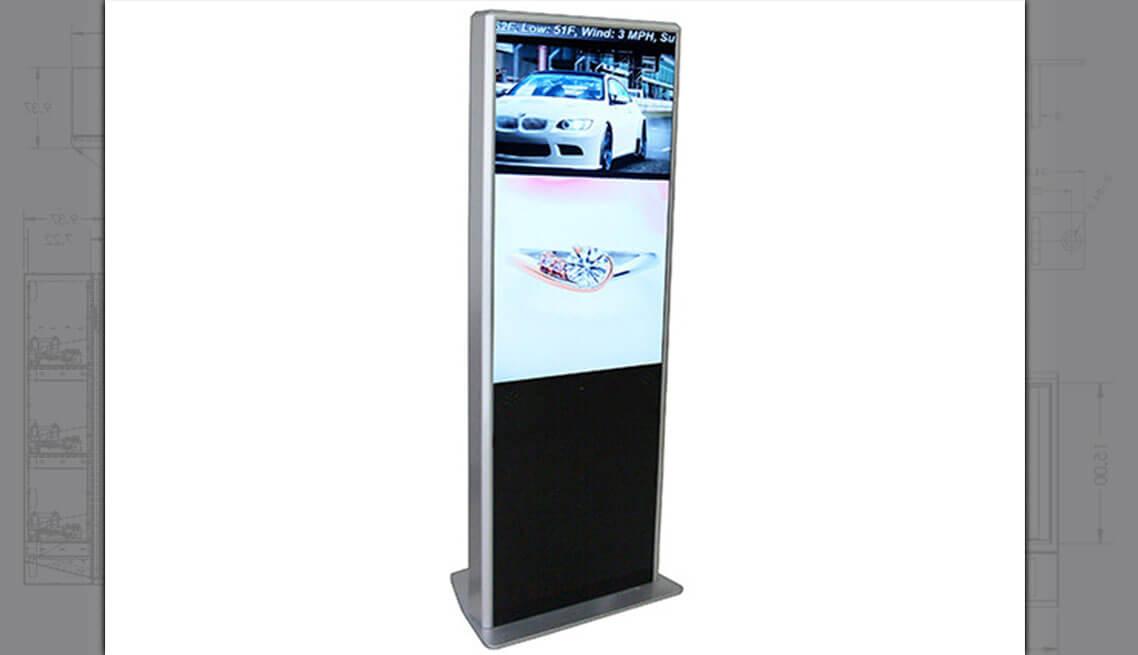 digital signage LCD