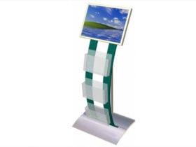 LCD Brochure Holder
