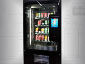 Smart Retrofit Vending Machine