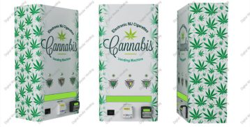 E-Cig & Cannabis Vending Machine