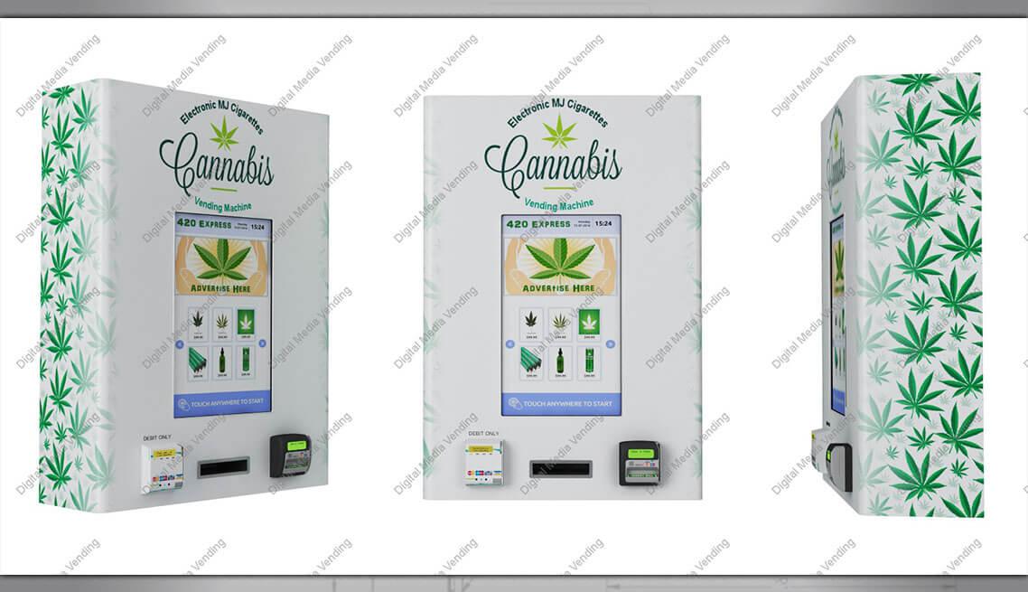 Marijuana Vending Machine
