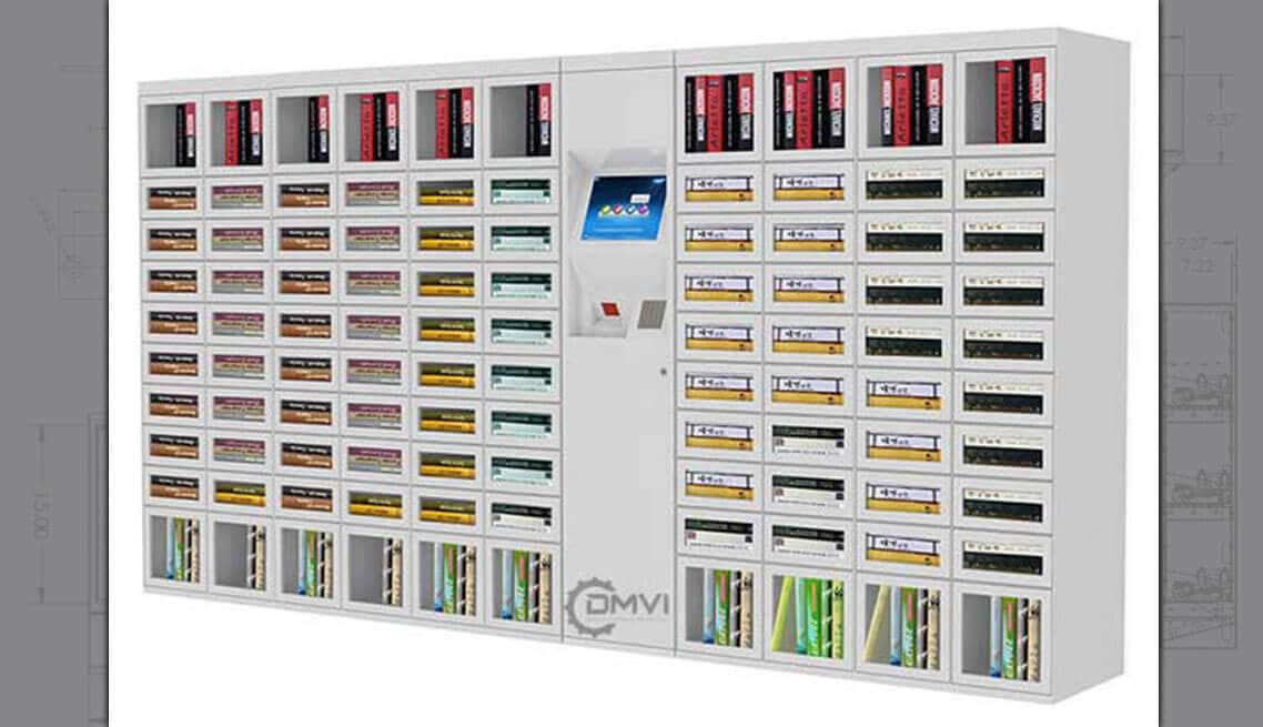 Electronic Book Locker