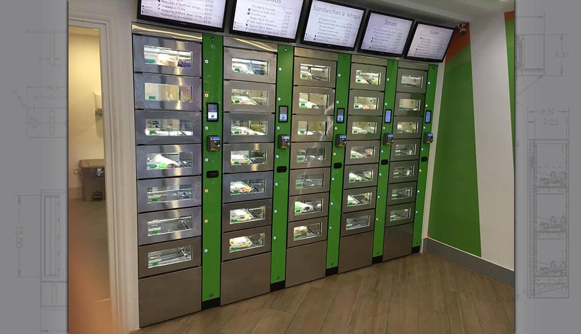 Refrigerated Locker