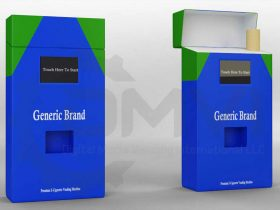 Touchscreen E Cigarette Vending Machine