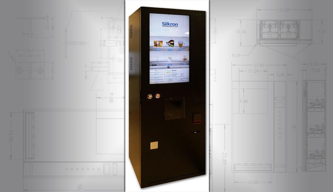 Smart coffee Vending Machine