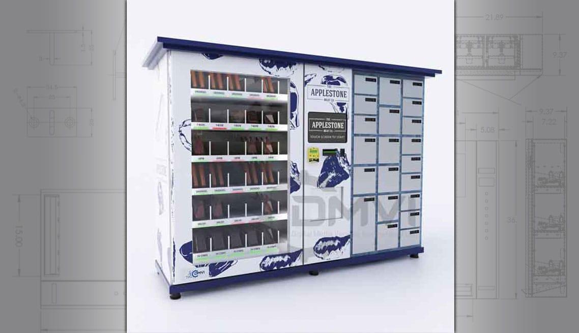 Vending Lockers