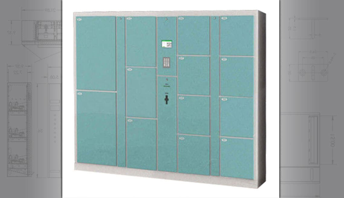 Locker Dispenser