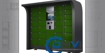 Smart Electronic Lockers