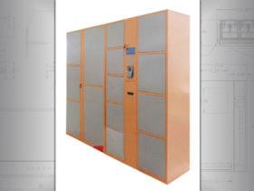 Electronic School Locker