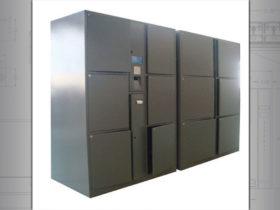 Large Luggage Lockers