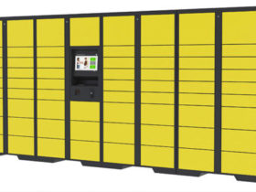 Custom Parcel Delivery Locker System