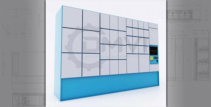 Custom Vending Machine Design Costs