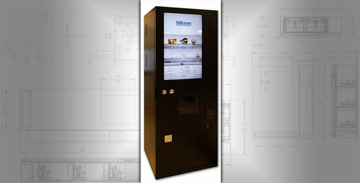Smart Beverage Vending Machine