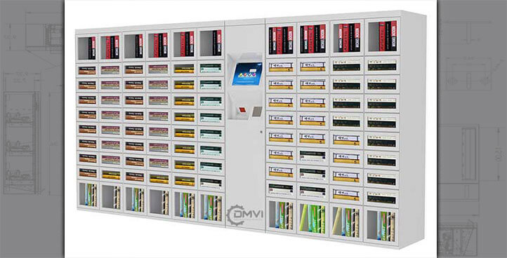 Custom Electronic Lockers