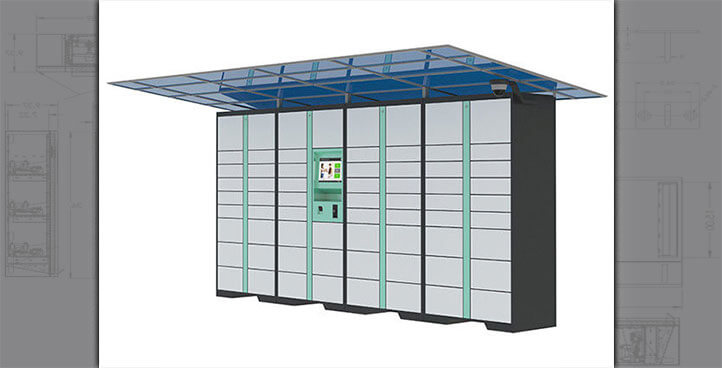Parcel Delivery Lockers