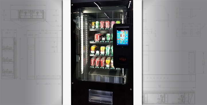 Upgrade Old Vending Machines