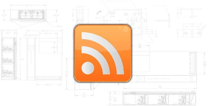 Local News or RSS feed displays
