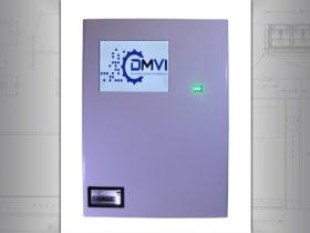 Barcode vending machine