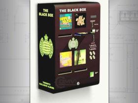 CD DVD Vending Machine