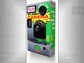 Camera vending machine