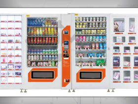 Vending Machine Lockers