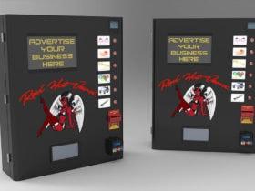 Sex toy vending machine