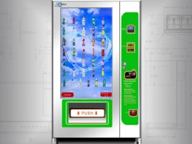 Smart Drink Vending Machine
