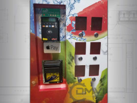 Smoothie Vending Machine Payment System