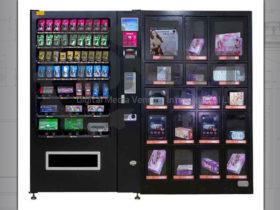 Locker Vending Machine