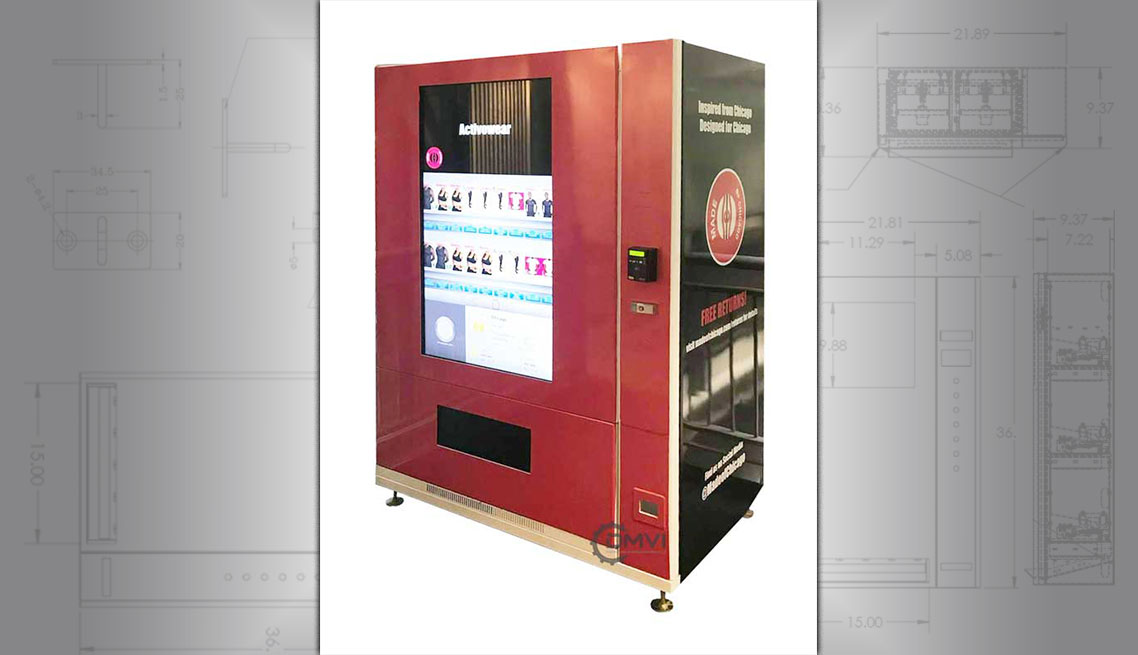 Custom Vending Machines Buy Vending Machines
