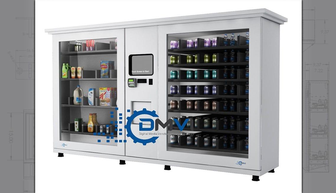 large format vending machines
