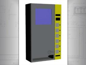 Ecig vending machine