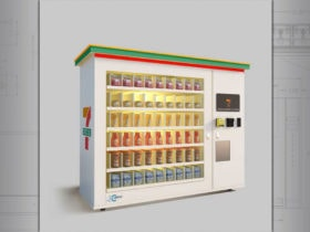 7 Eleven Vending Machine