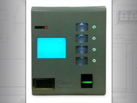 Wall vending machine