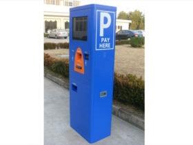 Parking Meter Outdoor Kiosk