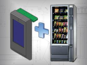 Retrofit old vending machines