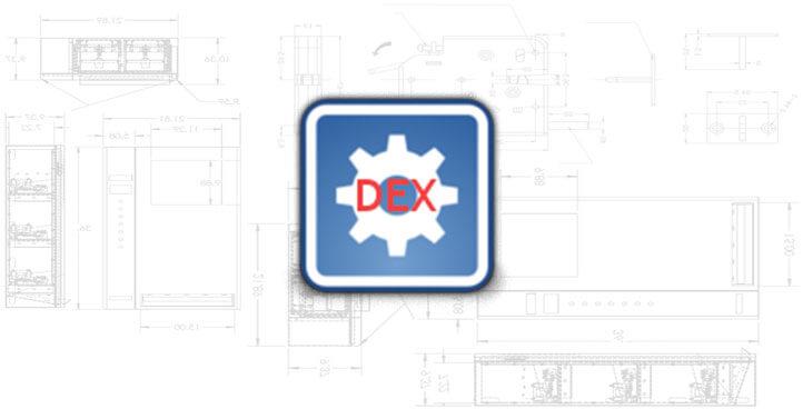 configure DEX settings