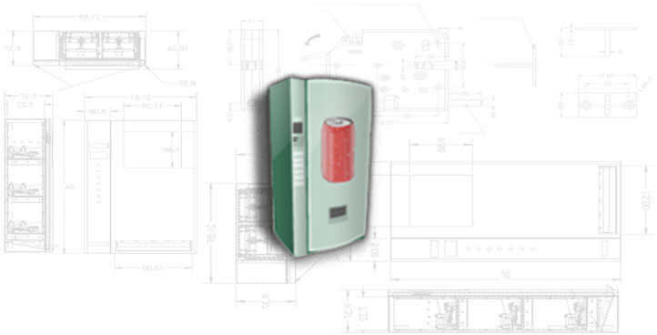 Vending Machine Interface