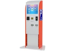 Touchscreen Parking Kiosk