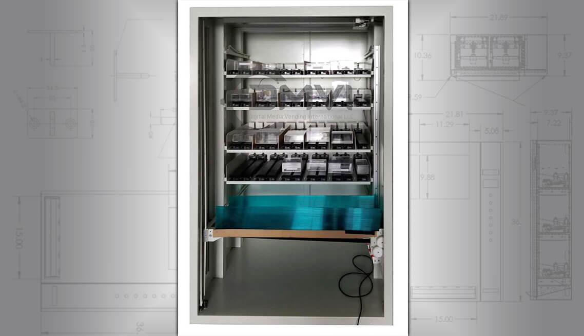 Vending Machine Prototype
