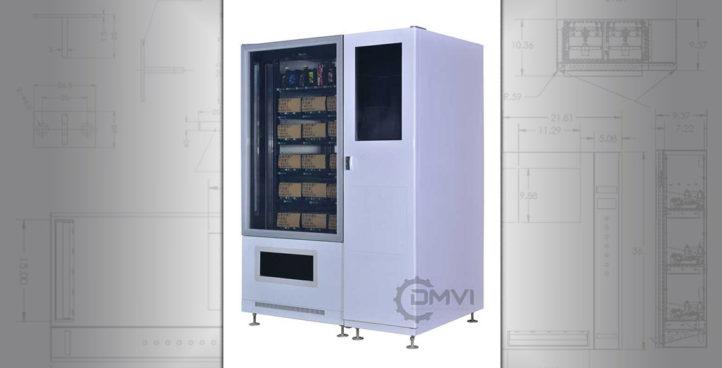 Touchscreen Vending Machines