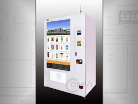 Smart Touchscreen Vending Machine