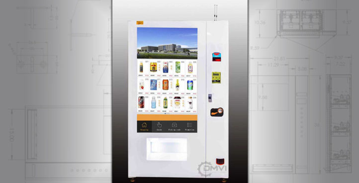 Intelligent Vending Machine System