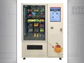 Fresh Fruit Vending Machine