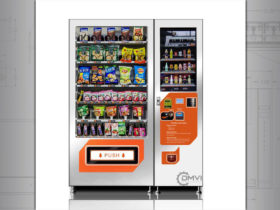 Lunch Vending Machine